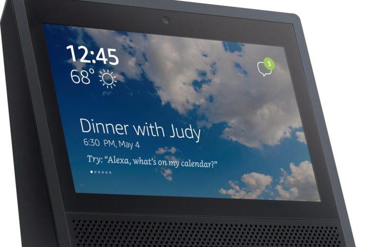 amazon echo video calling