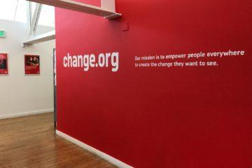 change org raises funding