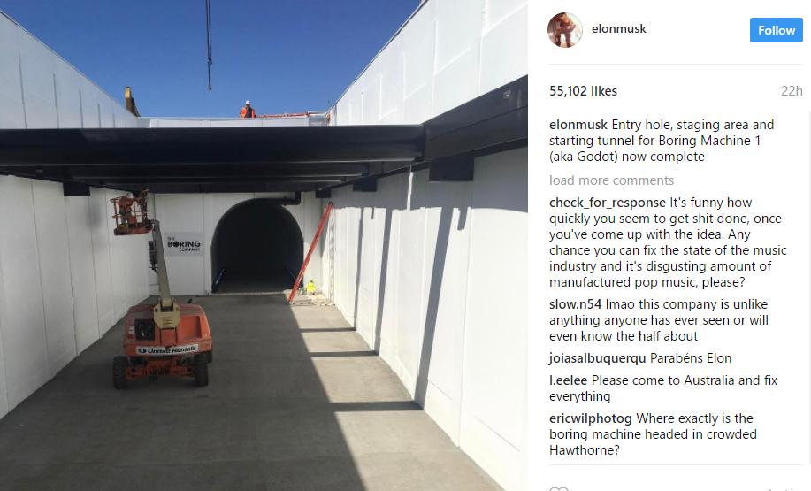 Elon Musk Updates