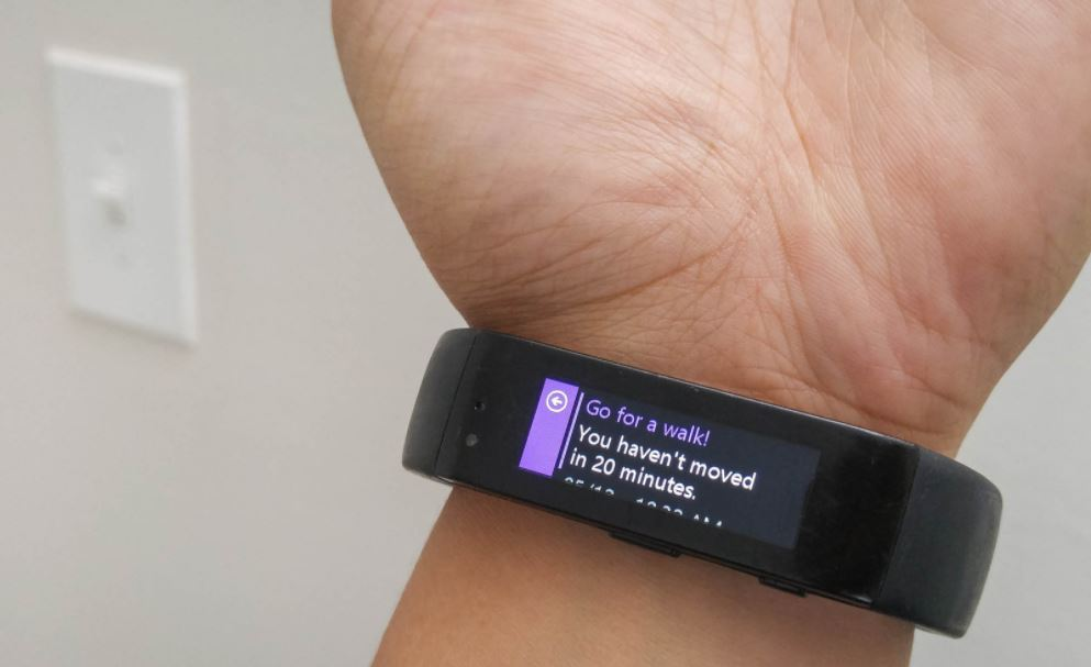 microsoft heart rate correction device