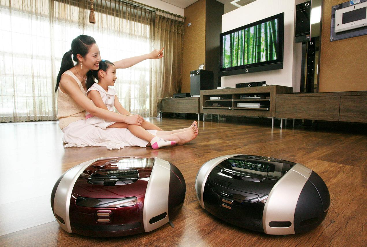 samsung robot cleaner