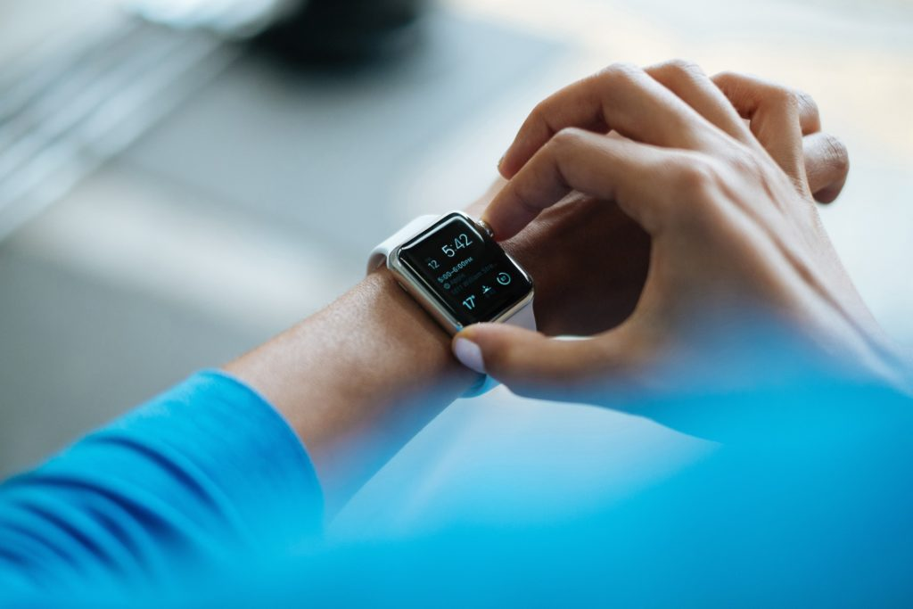 smart watch technology with emergency calling feature