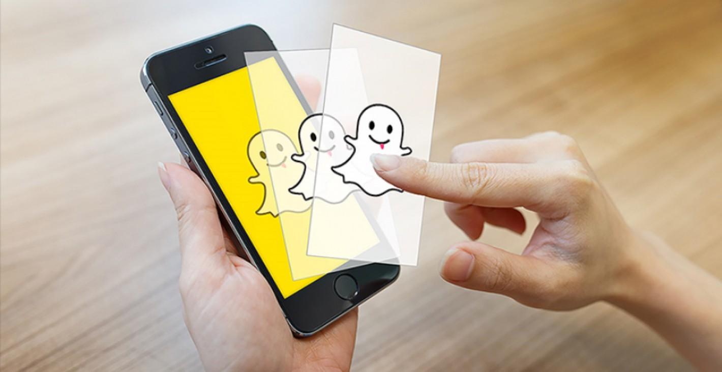 snapchat image based tracking technology