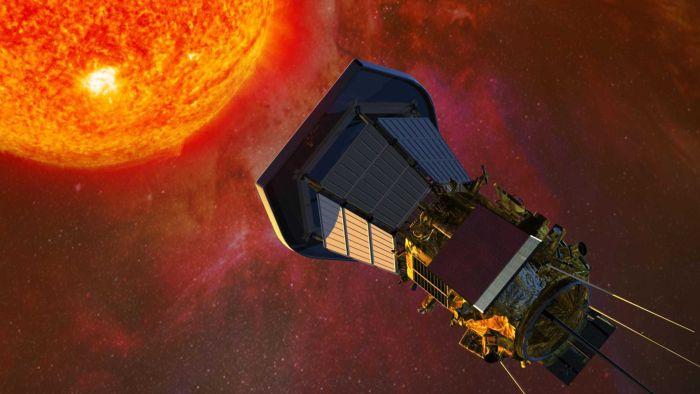 NASA Mission Sun