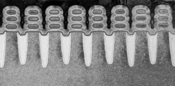 IBM scientists transistor 5nm technology
