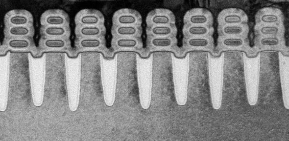 IBM scientists transistor 5nm technology