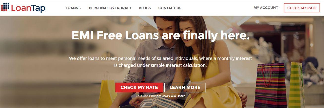 loantap raises funding