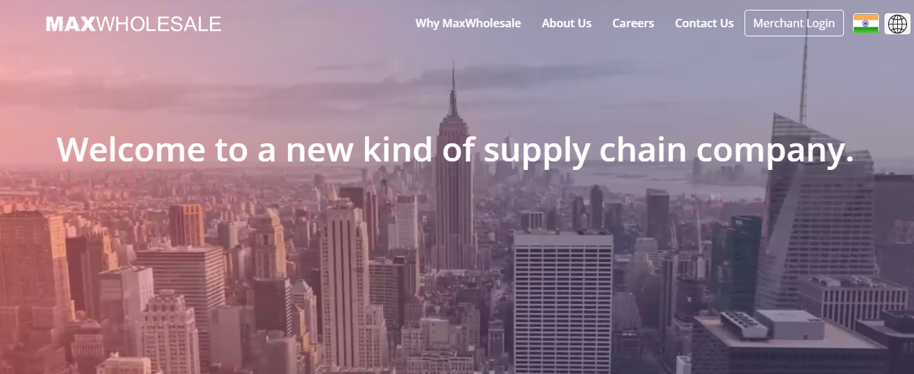 maxwholesale raises funding