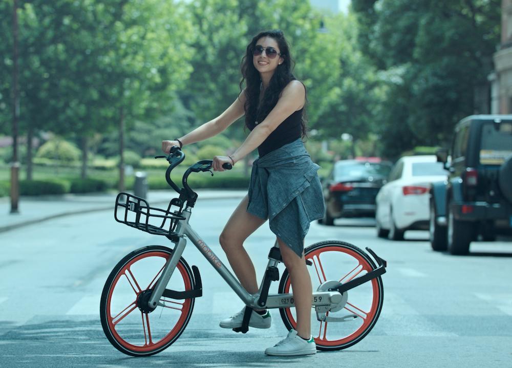 mobike raises funding