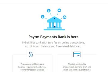 paytm payments bank UPI
