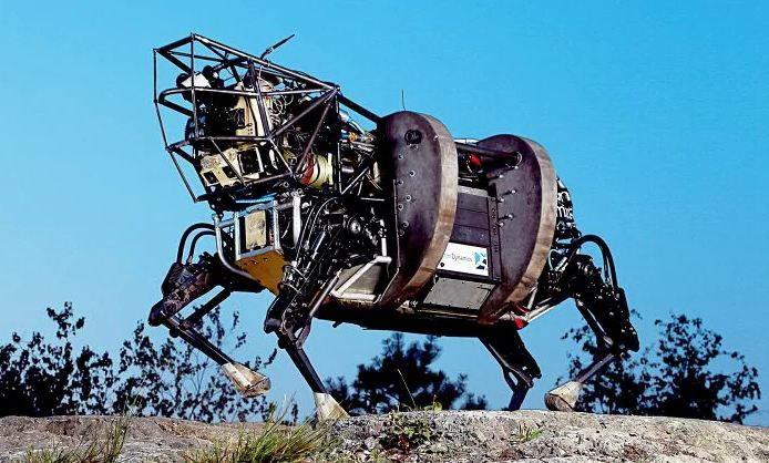 softbank acquires boston dynamics