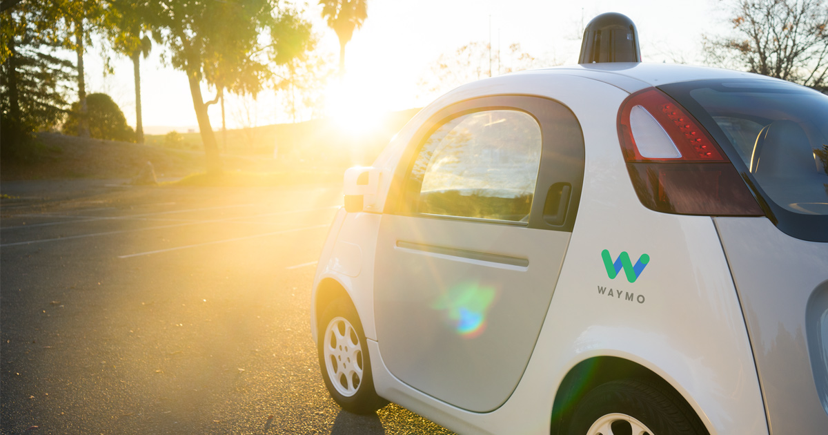 waymo self drive technology