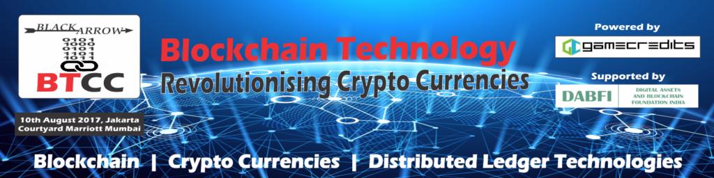 blockchain technology cryptocurrency conference mumbai