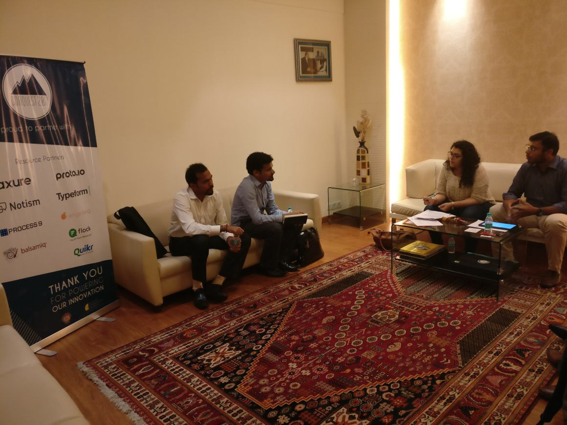 conquest 2017 mentoring sessions