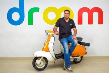 droom raises funding