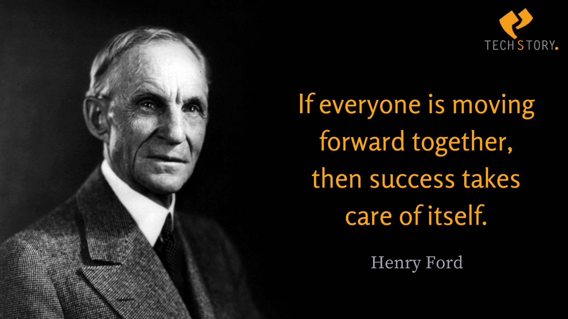 the rise to success of henry ford How henry ford overcame his failures and exercised perseverance to achieve his goals overcoming failure: the perseverance of henry ford but it was these early failures that taught him valuable lessons and sparked his future success.