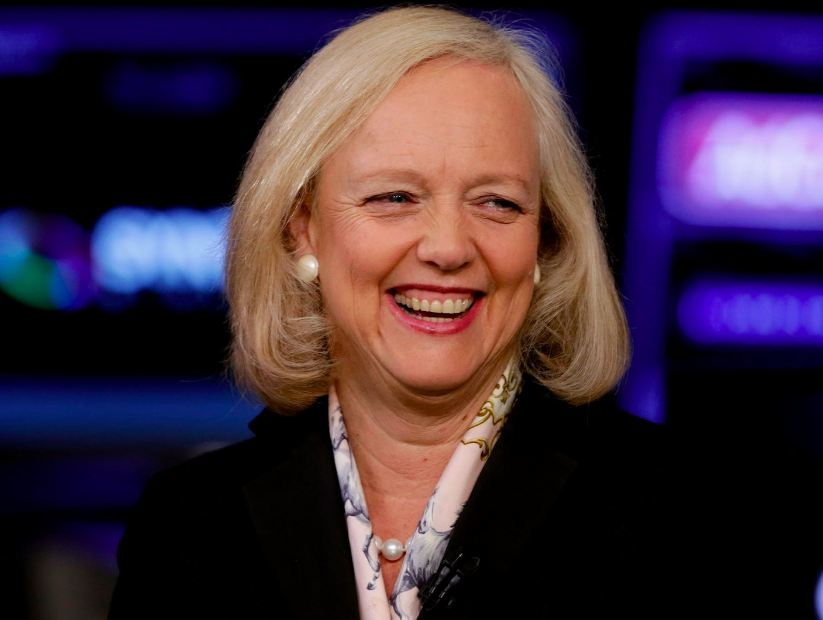 meg whitman uber