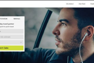 Airport Authority of India Teams up with Ola