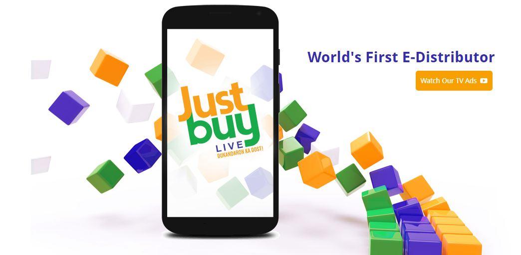 Just buy live raises funding