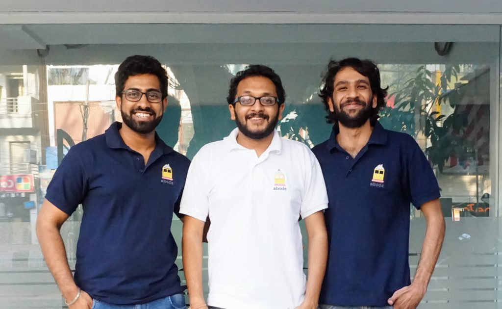 StayAbode Co-founders