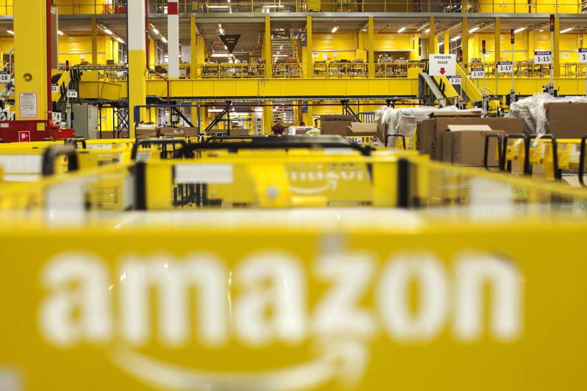 Amazon India logistics arm receive 400 crores