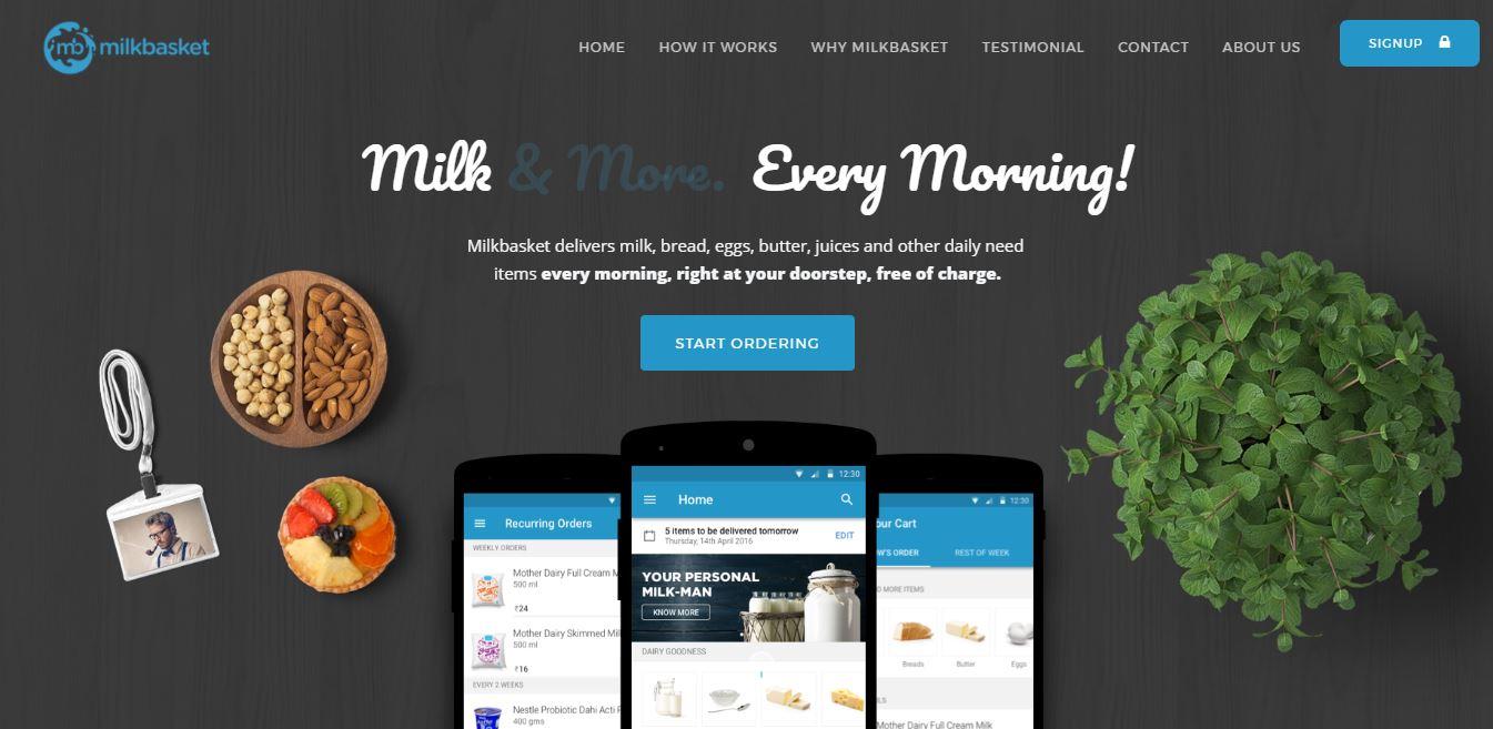 evc ventures exits stake milkbasket
