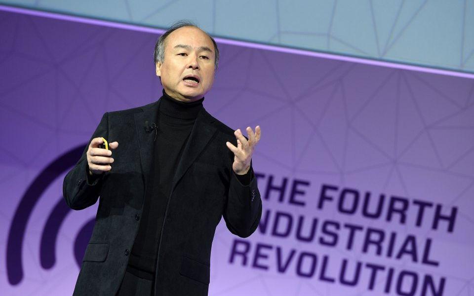 masayoshi son invest uber lyft