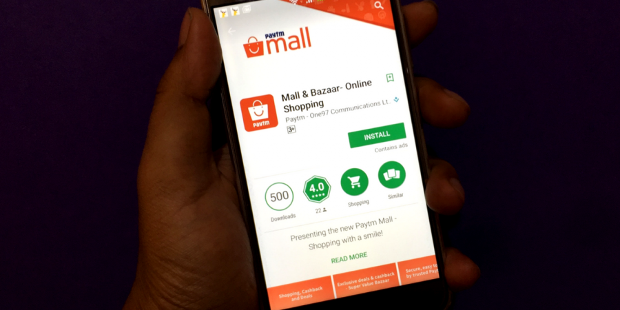 paytm mall boost logistics