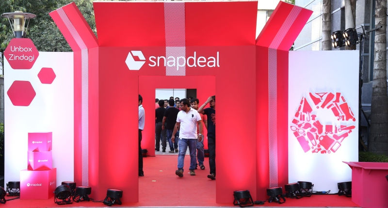 snapdeal exits 2017