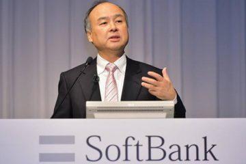 softbank fund flipkart