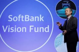 softbank invests flipkart