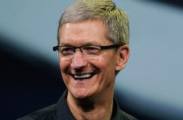 tim cook stock award