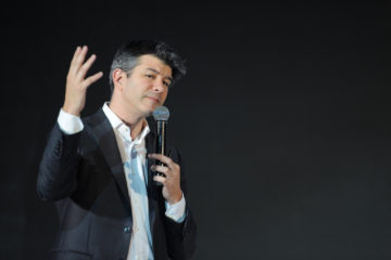 uber investor sues kalanick