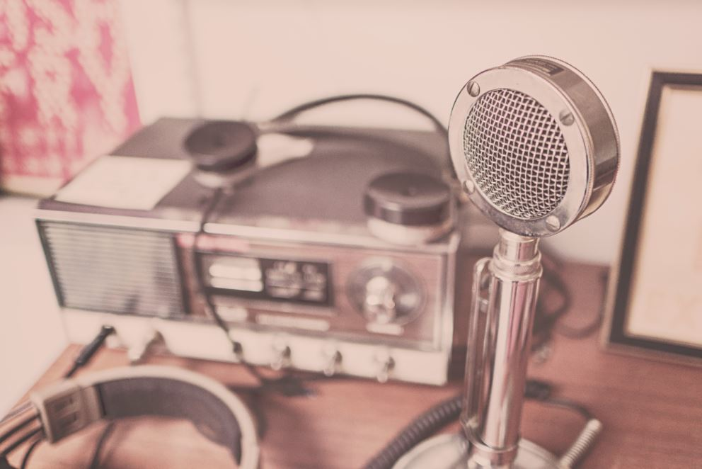 tech challenges traditional radio industry