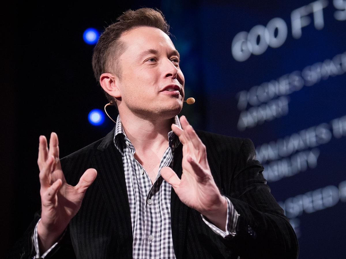 Elon Musk Wants Humans to Travel the World by Rocket