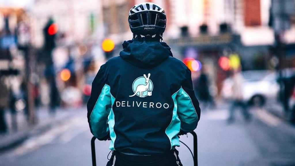 deliveroo raises funding