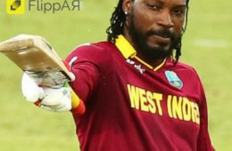 chris gayle picks minority stakes in Flippar