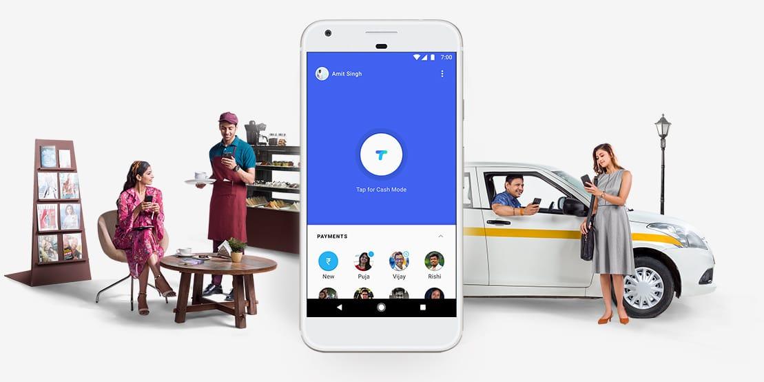 google payments app tez