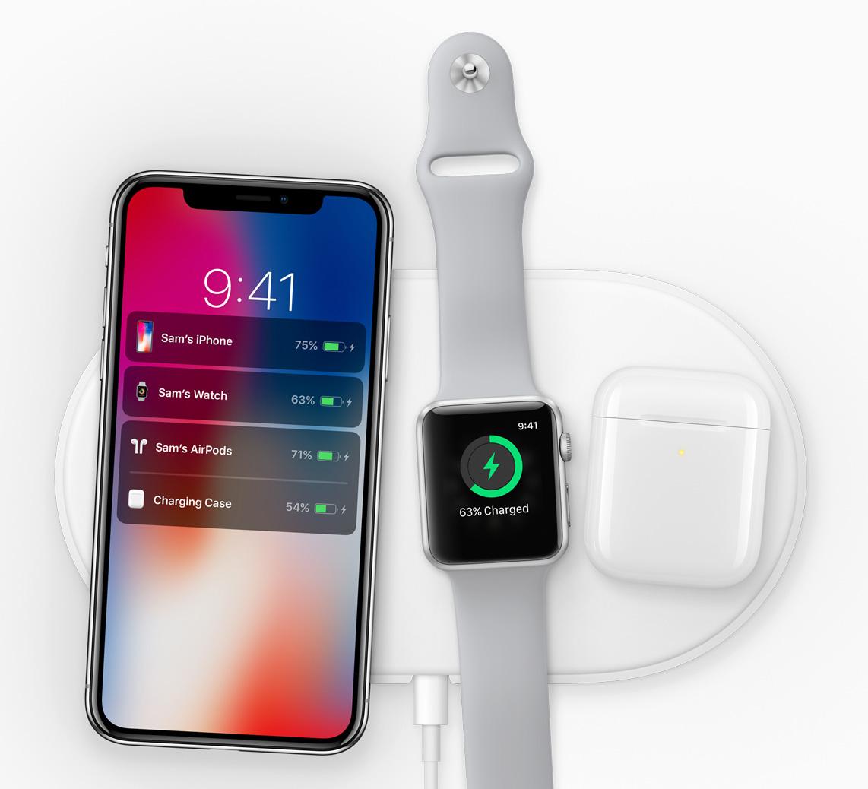 iPhone X crush iPhone 8