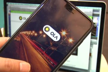 Ola Set to Raise 2 Billion from Tencent SoftBank