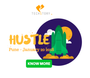Hustle 2018- Pune's Largest Tech Startup Event