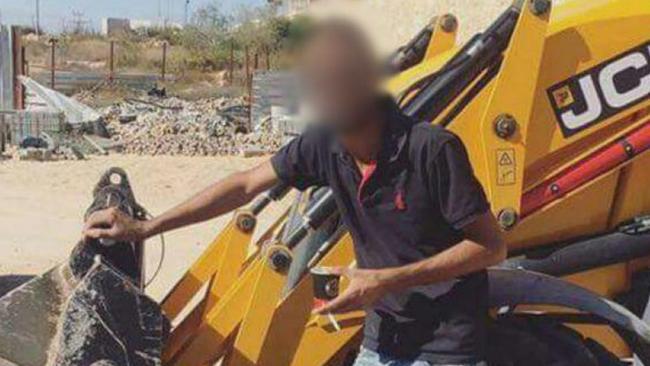 facebook post palestine man arrested