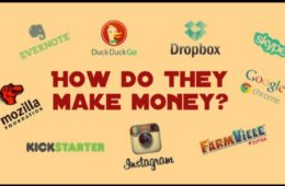 How Do Websites Offering Free Services Make Money