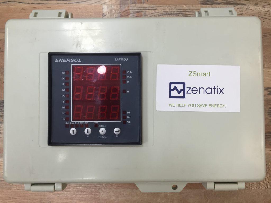 Zenatix's Wattman