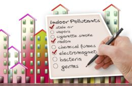 controlling indoor air pollution