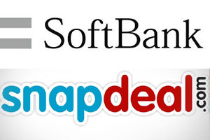 Softbank Snapdeal