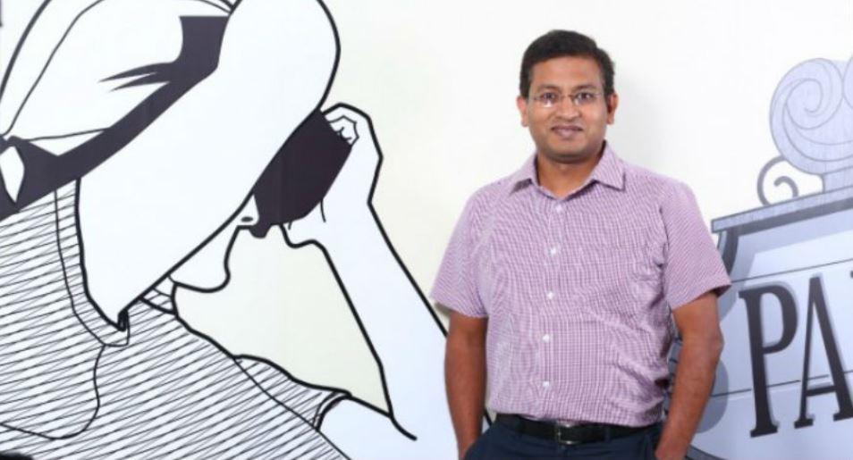 shamik sharma joins moneytap advisor
