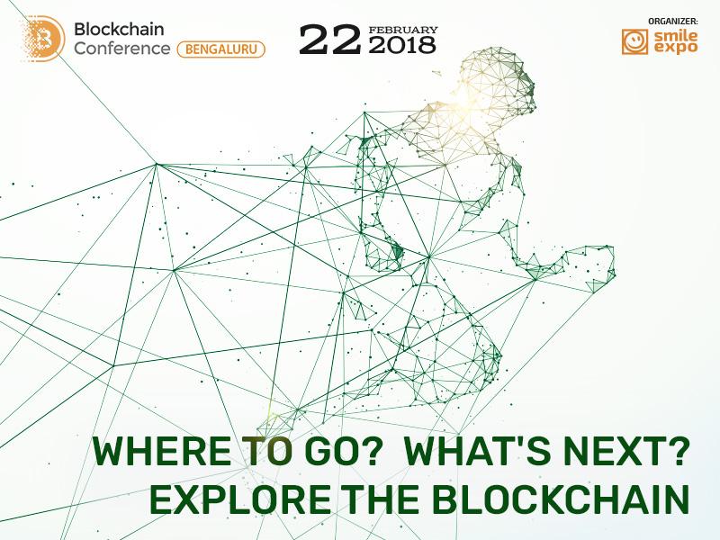 blockchain bitcoin conference india
