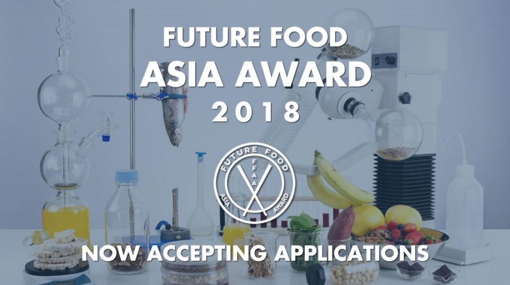 future food asia award