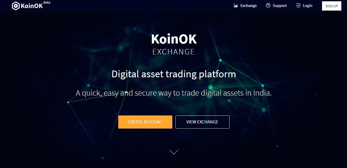 indian cryptocurrency exchange market